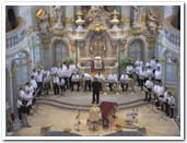 Young Brass in Dresden 2006